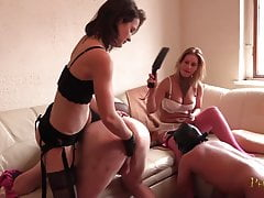 Mistress Love Part 2 - Miss Flora and Lady Deluxe