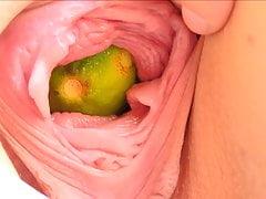 Preciosa anglosajona lemons pussy insertions