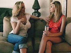 Molly Bennett and Julia Ann Girlfriends Films